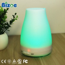 Portable electric essential oil ultrasonic humidifier colorful night lamp aroma diffuser