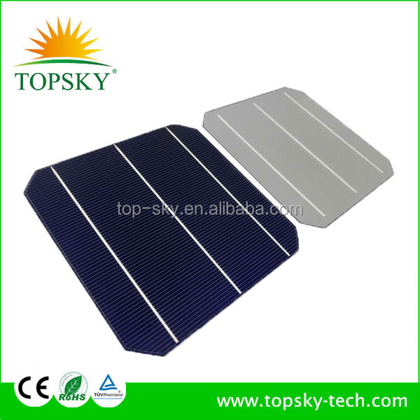 New wholesale 156x156mm 6x6inch best cheap solar cell for sale buy solar cells bulk