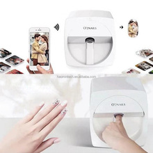 O'2nails Digital Mobile Nail Art PrinterSmart Phone Control Wireless WiFi Portable Nail Painting Machine