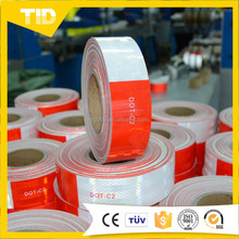 Used outdoors and attached to vehicles reflective tape good quality