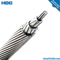 rose/daisy/laurel/tulip/daffodil all aluminum conductor AAC stranded bare conductor ASTM B2316
