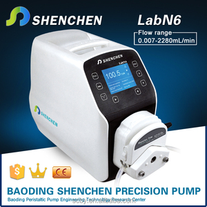 high viscosity liquid transfer peristaltic pumps