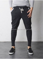 Black Men's Gym Pants Sport Jogging Legging Pants