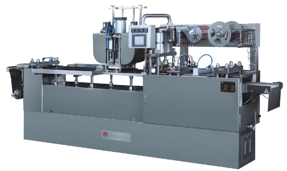 CE ISO ANTAI DPB-350 2.2/3KW 2000kg Chocolate Melting Automatic Blister Packing Machine