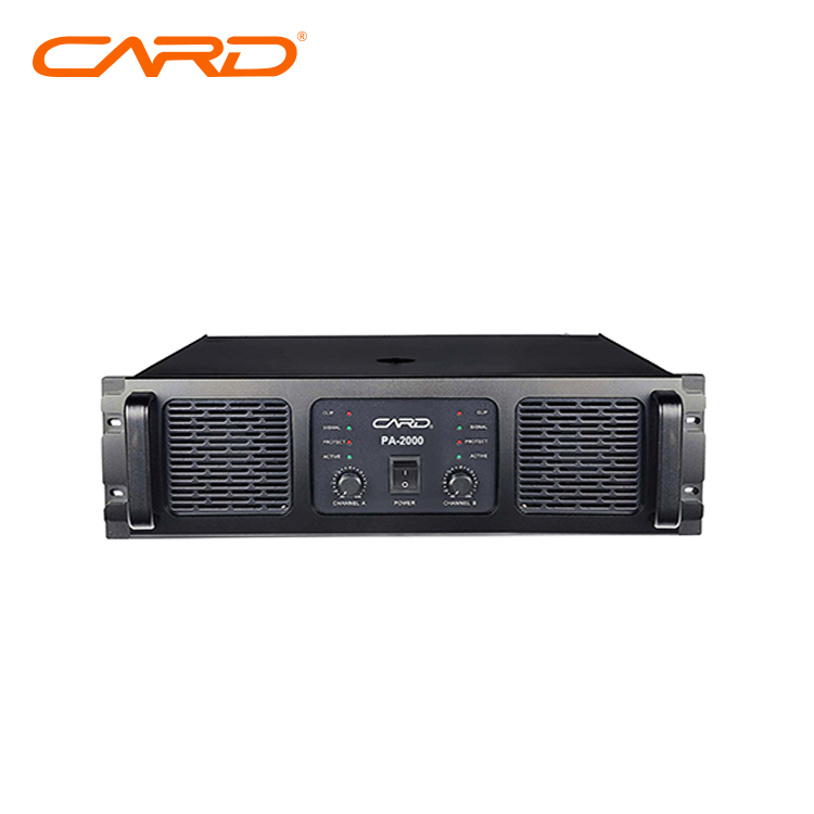 Whosale Cheap Ca30 Power Amplifier 2000w az80 price rate home amplifier type and 2 (2.0) channels audio