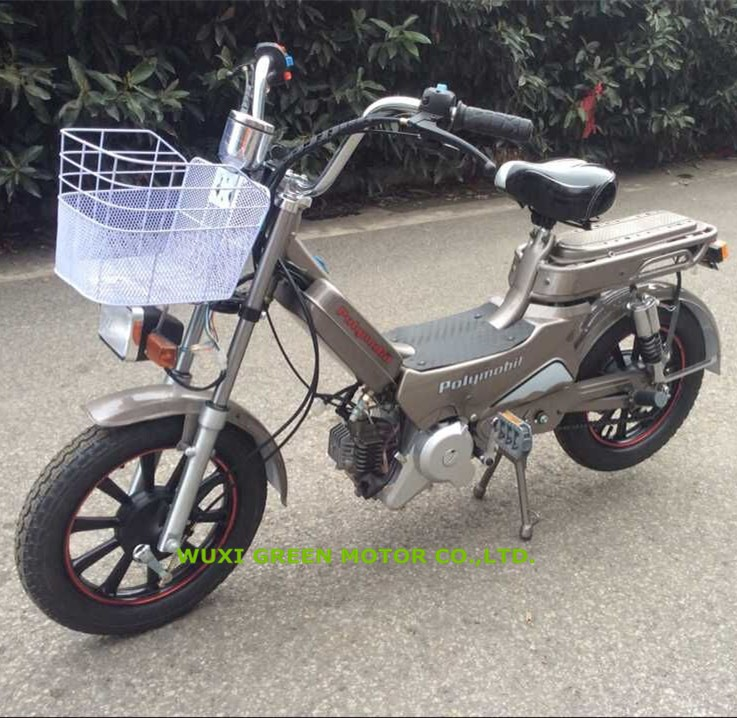 pedal bike 35cc mini moped motorcycle 50cc engine cub