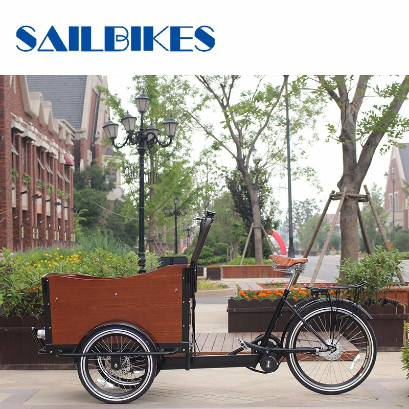 Variety Of Styles 3 Wheel Electric Moped Cargo Tricycles For Shopping
