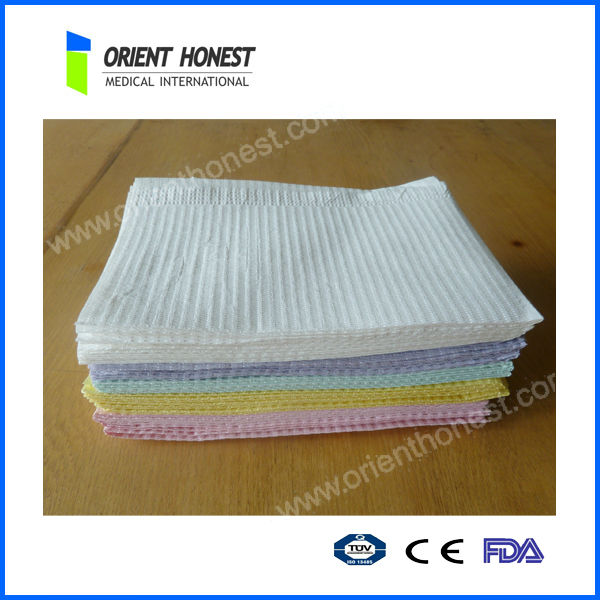 Disposable hospital rubber bed sheets