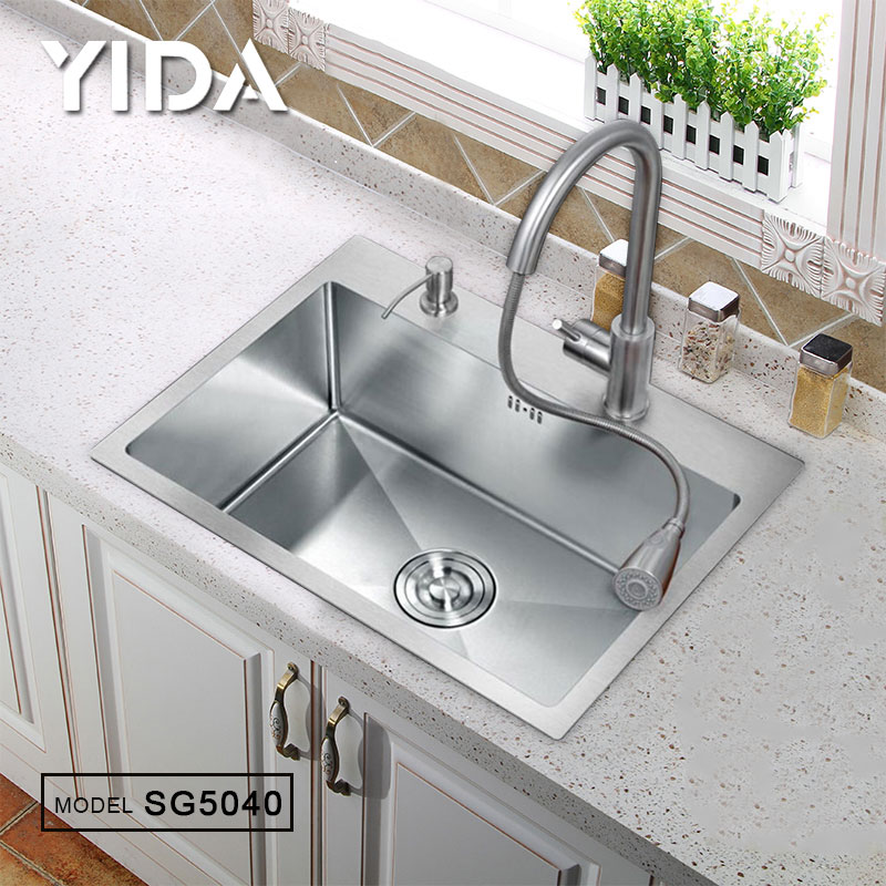 Factory Price Japan Style Sg5040 Farmhouse Granite Handmade Kitchen Sink    Buy Factory Price Handmade Kitchen Sink,Japan Kitchen Sink In Hot  Sale,Handmade ...