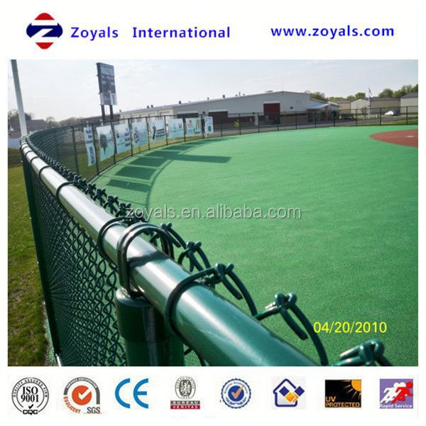 Reliable Supplier ISO 9001:2008 1.6mm - 4.2mm wire diameter 0.5m - 5.0m width of the rol pvc chain link fence mesh