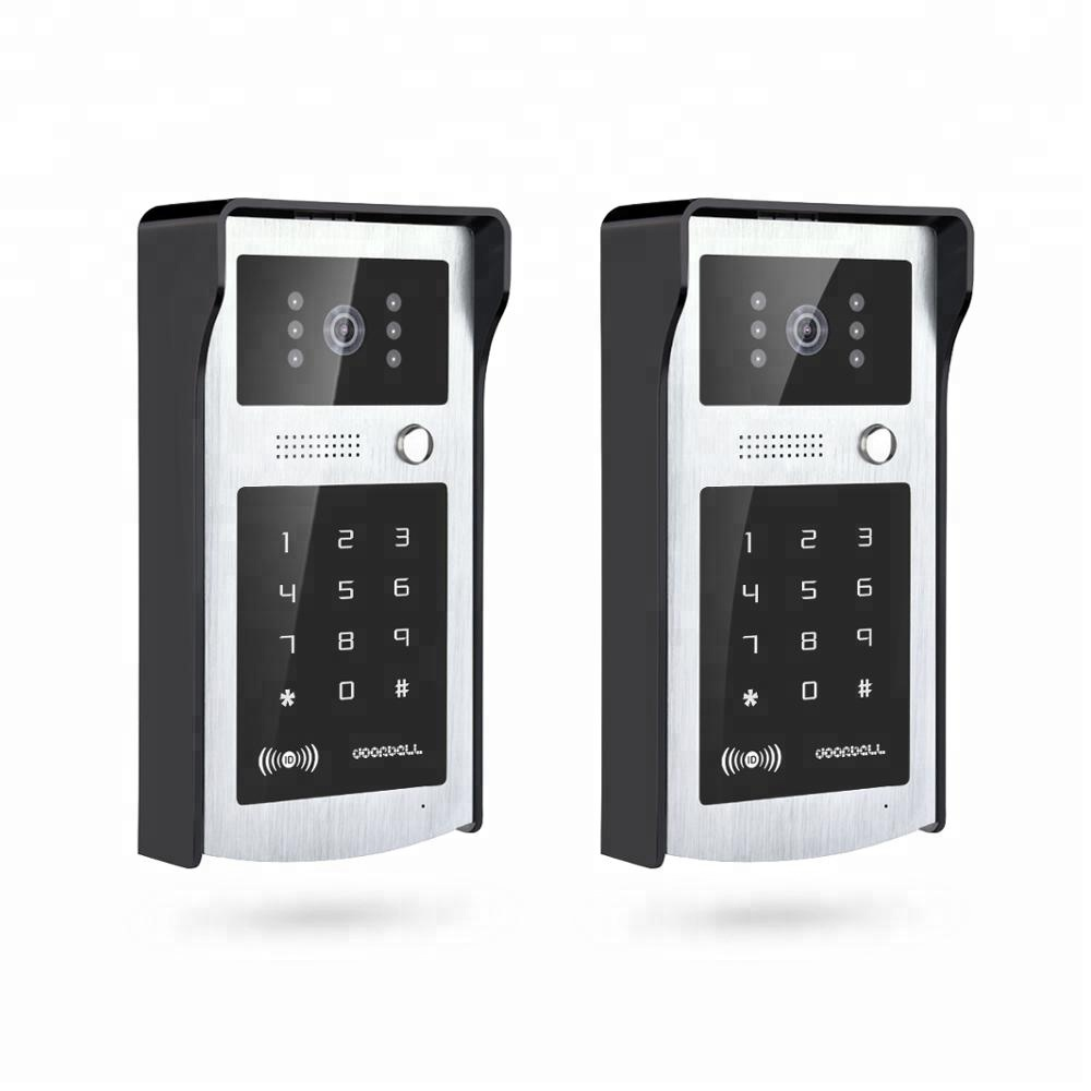 China Factory Villa Video Door Phone Kit with ID <strong>Card</strong> and Password PST-VD07T-IDS