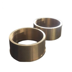 Manufacture all kinds of high quality bearing bushings according to drawings OEM low price bushing