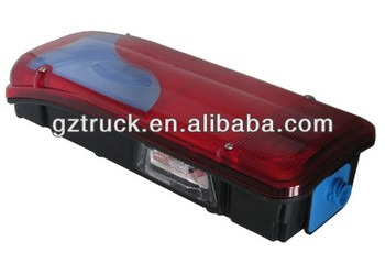 Excellent quality Man truck parts, Man truck body parts, Man truck tail lamp 81252256545/81252256549 81252256551/81252256541 RH
