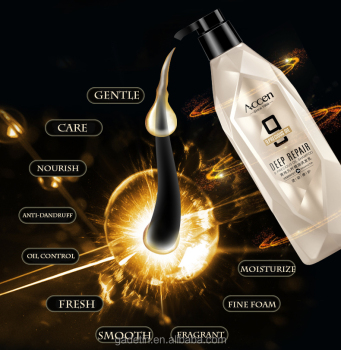2018 hot sale hair shampoo condtitioner style