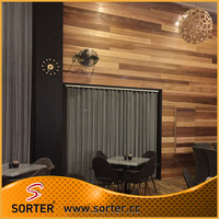 light weight curtain metal woven mesh window coverings for apartment