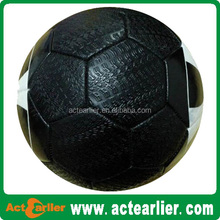 size 5# pvc leather laminated glued soccer ball football