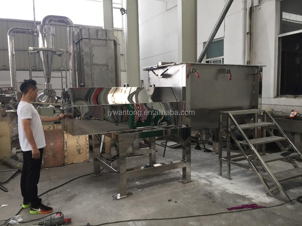fondant mixer machine