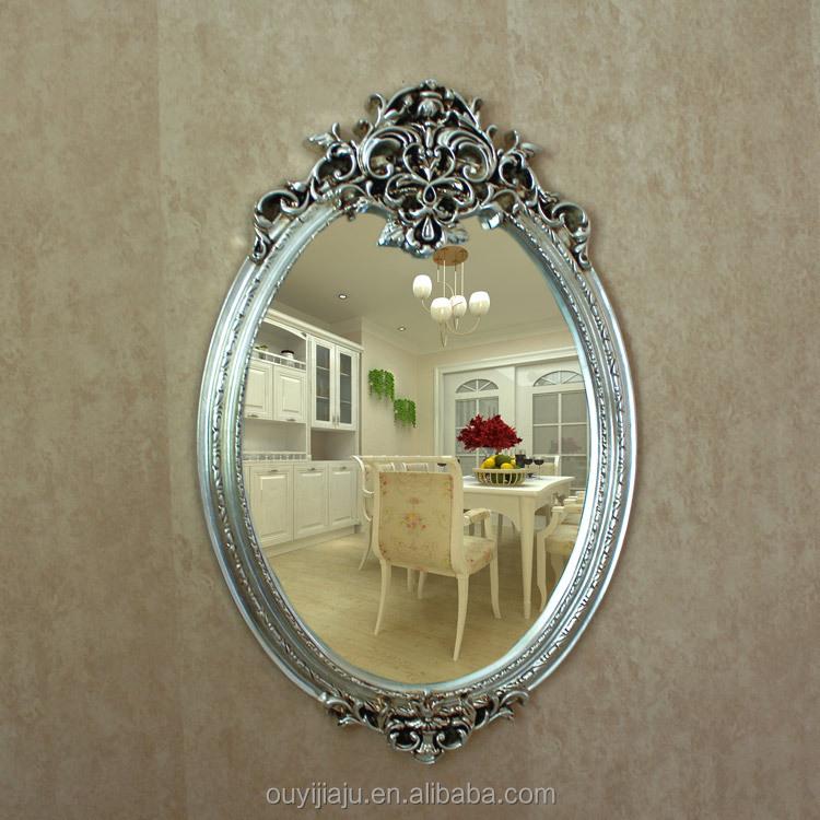 Fashion Luxury Decorative Bathroom Wall Mirror Frame Buy Mirror