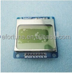 "1.6"" inch Nokia 5110 LCD Module Blue backlight (84*48 resolution)"