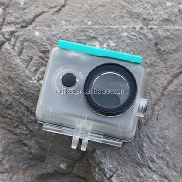 NEW xiaomi yi case, xiaomi yi camera case, case for xiaomi yi waterproof