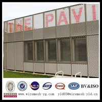 wall switch plate covers decorative aluminum expanded metal mesh(ISO9001)