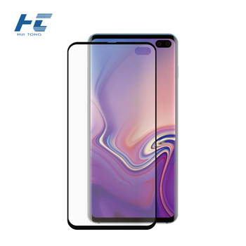 Full cover TPU film for galaxy S10 screen protector, anti scratch screen protector for samsung s10
