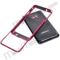 Aluminum Alloy Blade Frame Cover Bumper Case for Samsung i9100 Galaxy S2