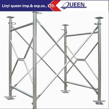 High Load Steel Slab Formwork V Shore Frame Scaffolding Used In Construction