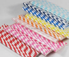 hot sale striped acrylic straws