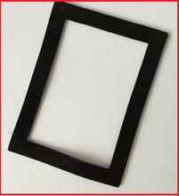supply different size rectangular rubber gasket