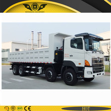 HINO 12 WHEELS DUMP TRUCK WITH HINO P11C AND FAST TRANSMISSION FOR SALE FROM MANUFACTURE