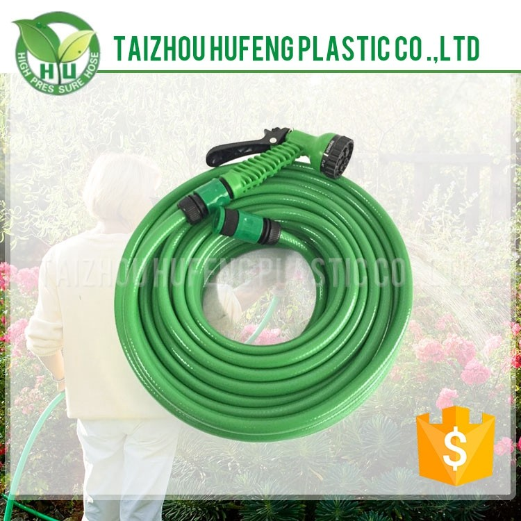 Quality-Assured Cold Resistant Rubber Water Garden Hose Pipes