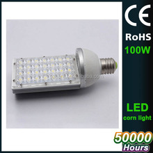 3 year warranty 100w led street light lens E40 led corn light