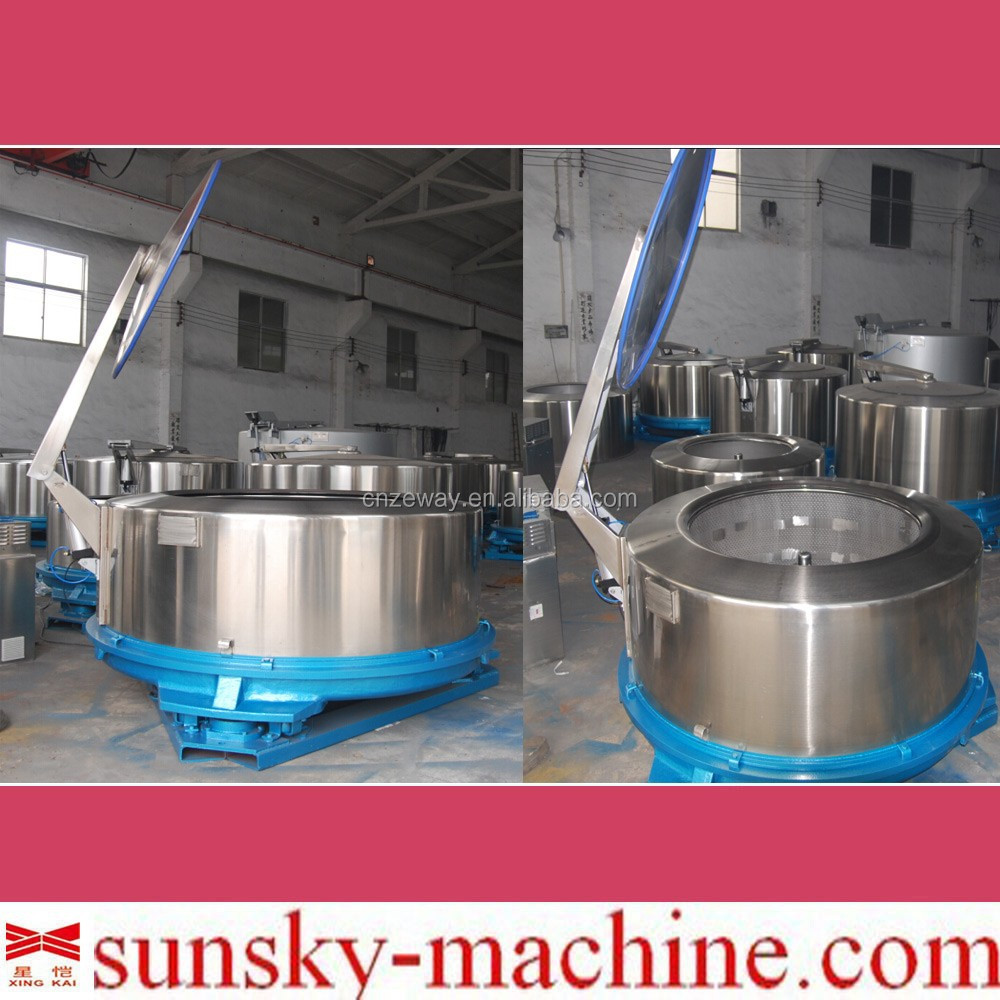 hydro extractor industrial laundry equipment