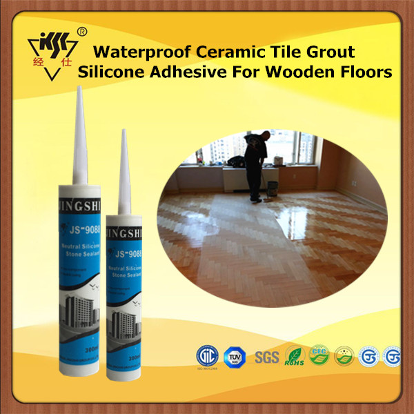 Waterproof Ceramic Tile Grout Silicone Adhesive For Wooden Floors