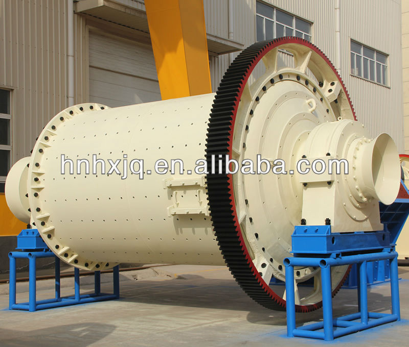 Hongxing Mining Machinery China large capacity Ball Mill/ball grinding mill used for gold ore