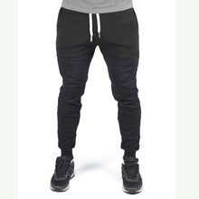 Mens Jogging Black Joggers Pants Men Gym Wear