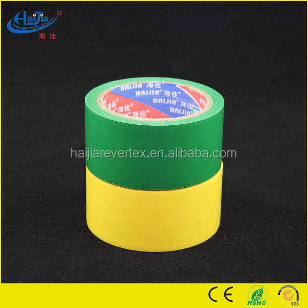 Wholesale custom sticker cheap pvc floor masking tape for marking signs
