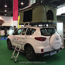 ABS hard shell car top roof tent awning magtower for uptop campers