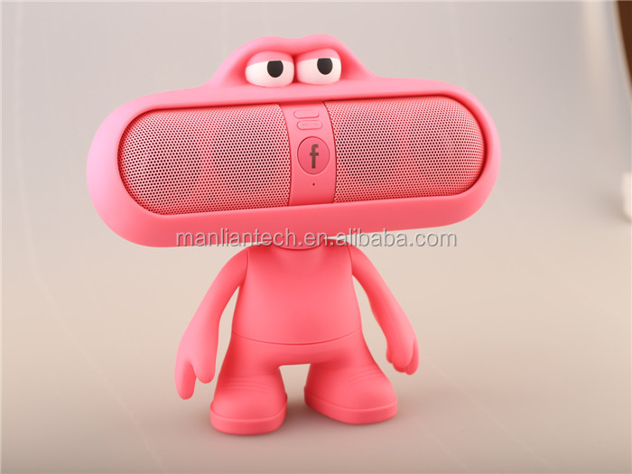 OEM factory direct sale mp3 music player with usb port with creative cute design
