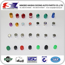 Top strength Forged Aluminum wheel tire valve caps
