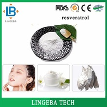 Food Grade Resveratrol 98% With Competitive Price