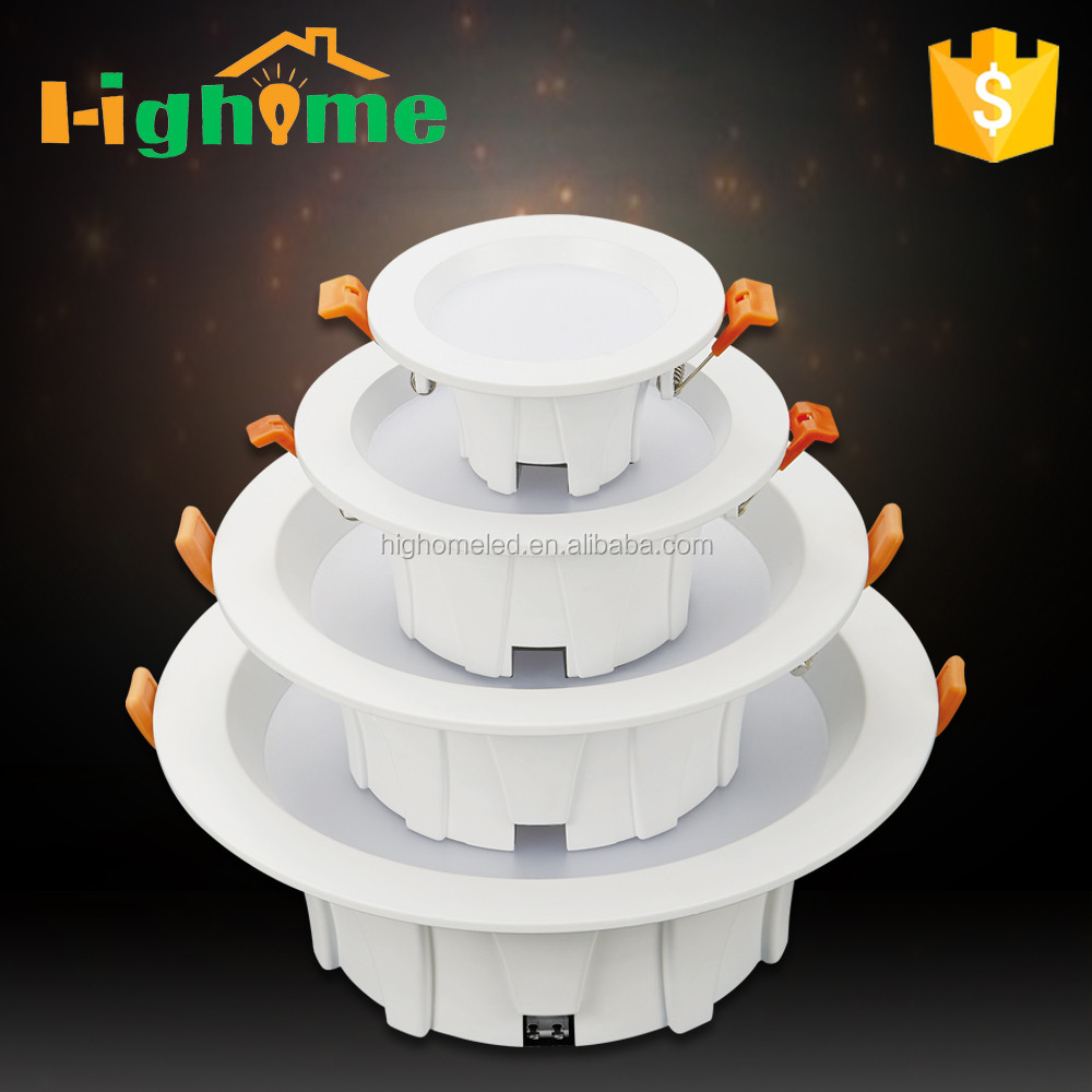 18W 1440LM Frosted High Lumen SMD led light downlight