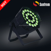 Guangzhou factory rgb dmx lighting stage china par light