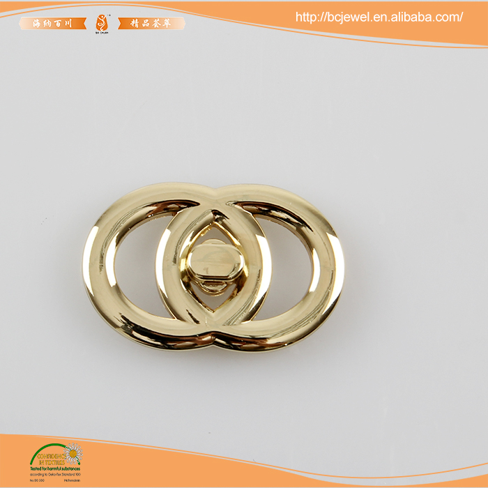 metal accessory for bags branded logos handbags