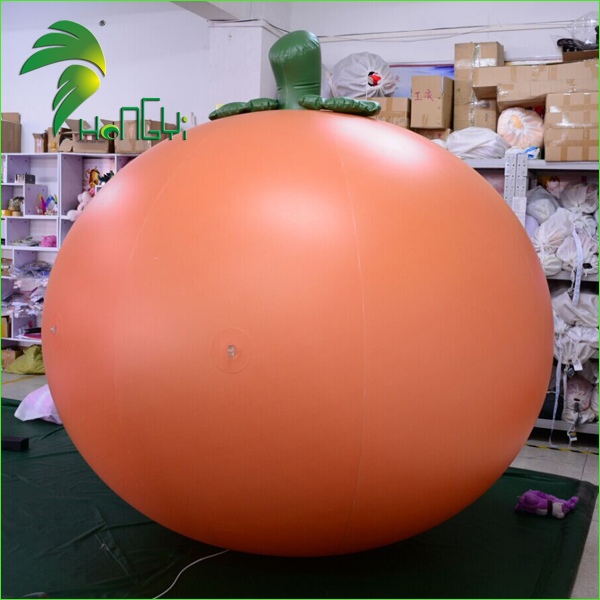 Low Price Custom Halloween Holiday Inflatable Pumpkin Balloon For Decoration