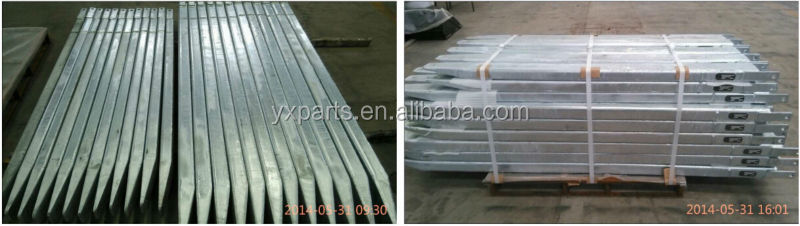 fork lift tine extensions