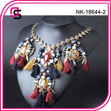 Yiwu Latest Design Pendent Necklace Tribal Pendent Necklace