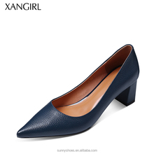 New arrival sexy pointed toe pump shoes