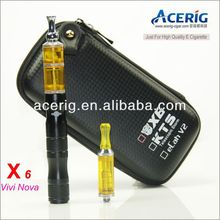 new invention 2013 electronic cigarette X6 starter kit